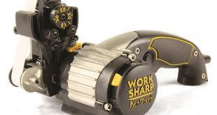 Work Sharp Knife and Tool Sharpener - Ken Onion
